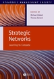 Strategic Networks: Learning to Compete (1405135859) cover image