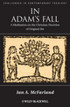 In Adam's Fall: A Meditation on the Christian Doctrine of Original Sin (1405183659) cover image