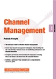 Channel Management: Marketing 04.07 (1841121959) cover image
