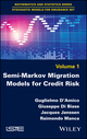 Semi-Markov Migration Models for Credit Risk (1848219059) cover image