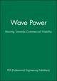 Wave Power: Moving Towards Commercial Viability (1860583059) cover image