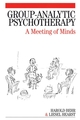 Group-Analytic Psychotherapy: A Meeting of Minds (1861564759) cover image