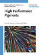 High Performance Pigments, 2nd Edition (3527314059) cover image