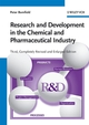 Research and Development in the Chemical and Pharmaceutical Industry, 3rd, Completely Revised and Enlarged Edition (3527317759) cover image