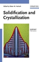 Solidification and Crystallization (3527604359) cover image