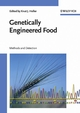 Genetically Engineered Food: Methods & Detection (3527606459) cover image