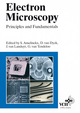 Electron Microscopy: Principles and Fundamentals (3527614559) cover image