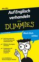 Auf Englisch verhandeln für Dummies Das Pocketbuch (3527637559) cover image