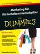 Marketing für Wirtschaftswissenschaftler für Dummies (3527800859) cover image