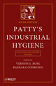 Patty's Industrial Hygiene, Volume 2, Evaluation and Control , 6th Edition (047007485X) cover image