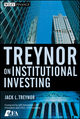 Treynor On Institutional Investing (047011875X) cover image