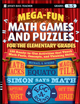 Mega-Fun Math Games and Puzzles for the Elementary Grades: Over 125 Activities that Teach Math Facts, Concepts, and Thinking Skills (047034475X) cover image