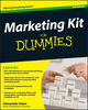 Marketing Kit for Dummies, 3rd Edition (047040115X) cover image