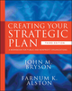 Creating Your Strategic Plan: A Workbook for Public and Nonprofit Organizations, 3rd Edition (047040535X) cover image
