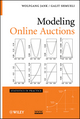 Modeling Online Auctions (047047565X) cover image