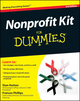 Nonprofit Kit For Dummies, 3rd Edition (047052975X) cover image