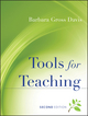 Tools for Teaching, 2nd Edition (047056945X) cover image