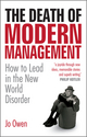 The Death of Modern Management: How to Lead in the New World Disorder (047068285X) cover image