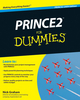 PRINCE2 For Dummies, 2009 Edition (047071025X) cover image