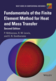 Fundamentals of the Finite Element Method for Heat and Mass Transfer, 2nd Edition (047075625X) cover image
