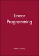 Linear Programming (047109725X) cover image
