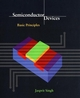 Semiconductor Devices: Basic Principles (047136245X) cover image