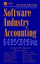 Software Industry Accounting, 2nd Edition (047143745X) cover image