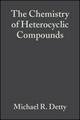 Tellurium-Containing Heterocycles (047163395X) cover image