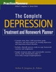 The Complete Depression Treatment and Homework Planner  (047164515X) cover image