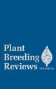 Plant Breeding Reviews, Volume 26 (047173215X) cover image