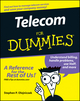 Telecom For Dummies (047177085X) cover image