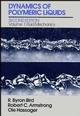 Dynamics of Polymeric Liquids, Volume 1: Fluid Mechanics, 2nd Edition (047180245X) cover image