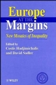 Europe at the Margins: New Mosaics of Inequality (047195635X) cover image