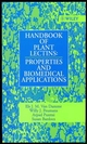 Handbook of Plant Lectins: Properties and Biomedical Applications (047196445X) cover image