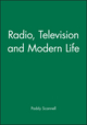Radio, Television and Modern Life (063119875X) cover image
