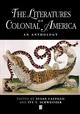 The Literatures of Colonial America: An Anthology (063121125X) cover image
