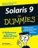 Solaris 9 For Dummies (076454425X) cover image