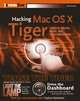Hacking Mac OS® X Tiger: Serious Hacks, Mods and Customizations (076458345X) cover image