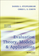 Evaluation Theory, Models, and Applications, 2nd Edition (111807405X) cover image