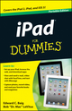 iPad For Dummies, Portable Edition (111831705X) cover image