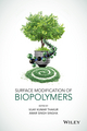 Surface Modification of Biopolymers (111866955X) cover image