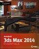 Autodesk 3ds Max 2014 Essentials: Autodesk Official Press (111875025X) cover image