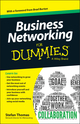 Business Networking For Dummies (111883335X) cover image