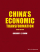 China's Economic Transformation, 3rd Edition (111890995X) cover image
