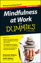 Mindfulness At Work For Dummies, Portable Edition (111896585X) cover image