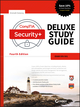 CompTIA Security+ Deluxe Study Guide: Exam SY0-501 (111941685X) cover image