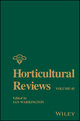 Horticultural Reviews, Volume 45 (111943095X) cover image