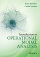 Introduction to Operational Modal Analysis (111996315X) cover image