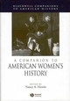 A Companion to American Women's History (140512685X) cover image