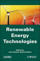 Renewable Energy Technologies (184821135X) cover image
